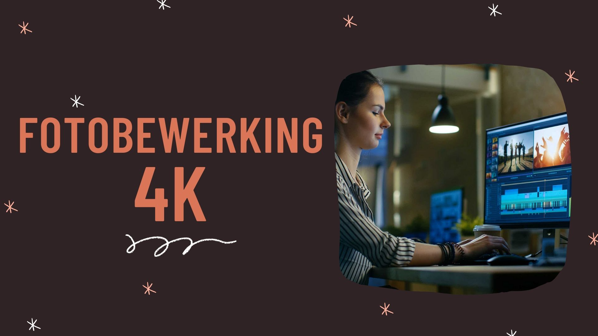 4k Monitor voor fotobewerking